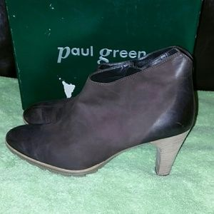 Paul Greene Booties